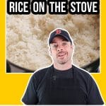 image of bob white rice and logo
