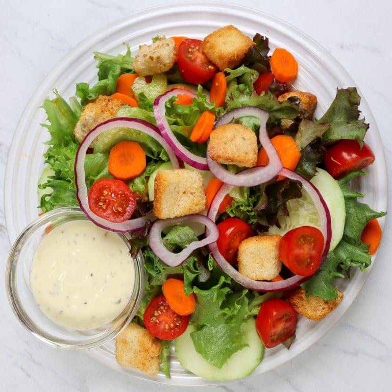 Healthy Garden Salad Recipe