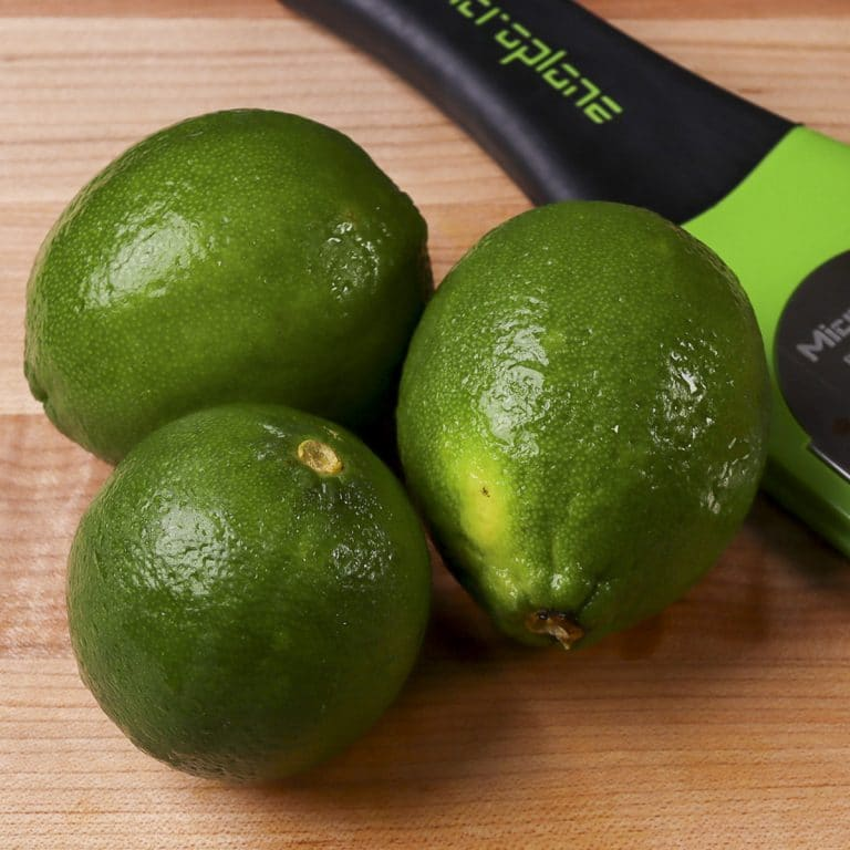 How to store limes