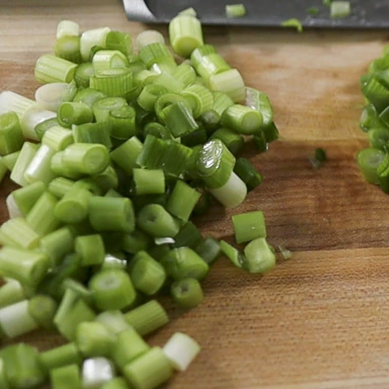 Can you freeze green onions?