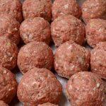meatballs for freezing