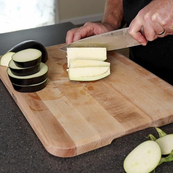 eggplant wedges