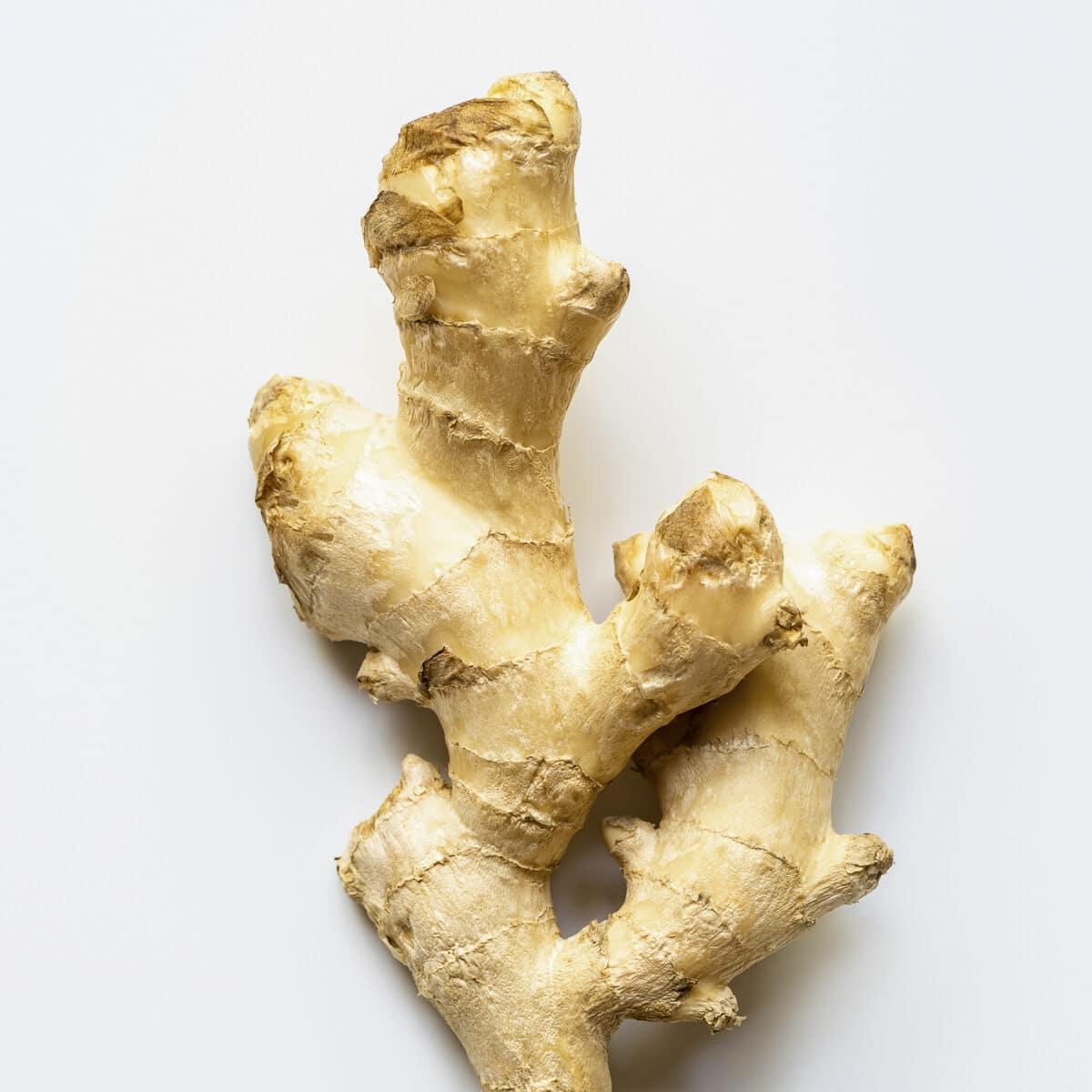 storing ginger